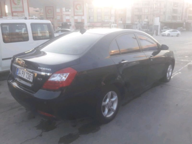 2010 Geely EC7 EMGRAND 6