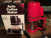 Heat water or make coffee while you travel.  New never used