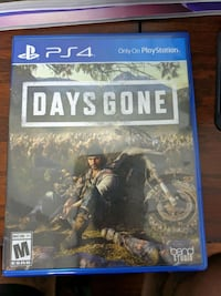 Days Gone PS4 New York