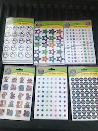 Value pack stickers from teachers created resources  Fallbrook, 92028