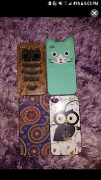 Cover IPhone 4/4S????????