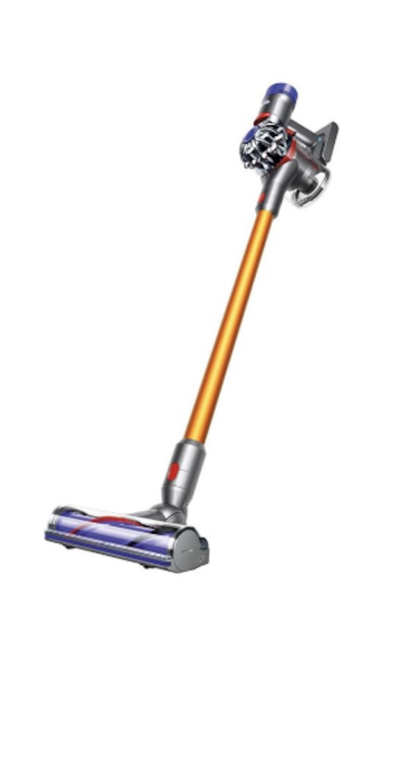 used brand new in the box dyson v8 absolute cordless stick. Black Bedroom Furniture Sets. Home Design Ideas