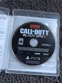 Call of Duty Black Ops 2 PS3 game disc Phoenix, 85353