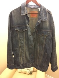 Levi's Denim Jacket XXL Mississauga, L5R