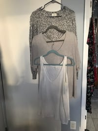 Aritzia- 3 items for $40