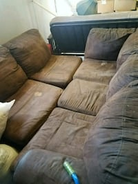 Brown Couch and Love Seat Lemoore, 93245