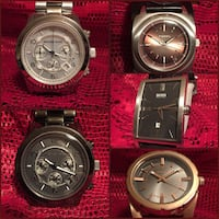 5 Designer Watches Calgary, T2C 2G6