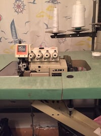 JUKI Serger sewing machine Vancouver, V6A