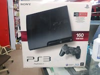Sony PS3 slim (160 Gb) Ram - 256 MB XD Resolution -  1920 x 1080 for a discounted price....