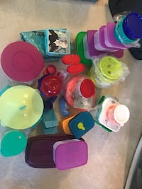 Brand new tupperware Falls Church, 22046