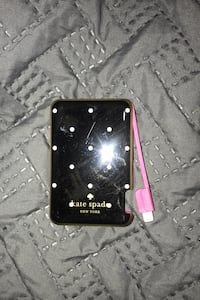 Designer Kate Spade iPhone Portable Charger