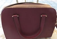 NWOT Kate Spade Suede Bag Reston