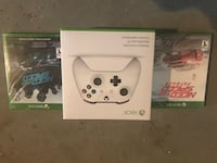 2 need for speed games plus controller  Denver, 80211