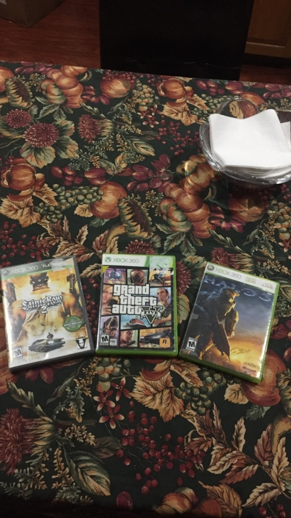 3 Xbox 360 games gta5,halo3 and saints row 2 Saints Row Full Map on test drive unlimited 2 map full, terraria map full, gta 4 map full, red dead redemption map full, just cause 2 map full, saints on the map, far cry 4 map full, dota 2 map full, goat simulator map full, dying light map full,