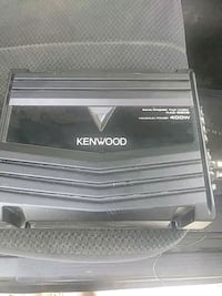 400 watt Kenwood Amplifier Jasper, 32052