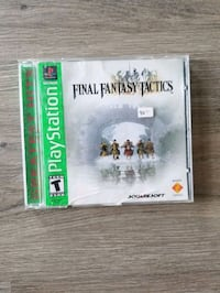 Final Fantasy Tactics  Toronto, M1M 1M5