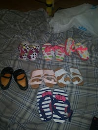 0- size 2 baby sandals and shoes