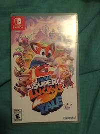 Super Lucky's Tale Game Video Game Nintendo Switch
