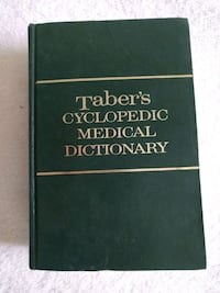 Tabers cyclopedic Medical Dictionary Toronto, M2N 0A5