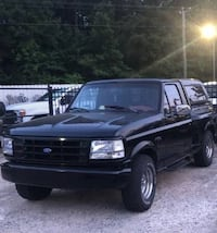 Ford - F-150 - 1992 flareside nite edition Sterling, 20166