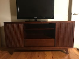 Crate & Barrel TV Stand / Sideboard