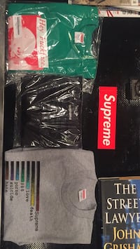 Supreme Tees  North Middlesex, N0M