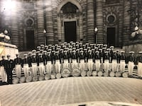 "1960 14""x18"" Naval Academy Photo Farragut, 37934"
