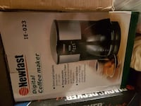 Black & Decker coffeemaker box Mississauga, L5N 7E2
