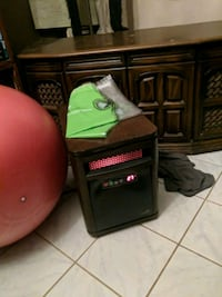 Reliable space heater  1964 km