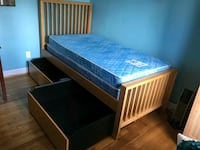 Twin trundle bed Arlington, 22213