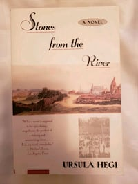 Book - Stones From the River Burnaby, V5H