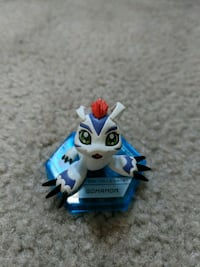 Digimon Adventure Data1 Mystery Box Figure Gomamon