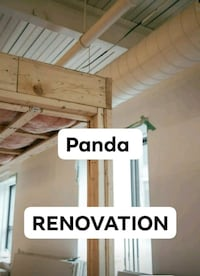 PANDA Contracting RENOVATION  Markham