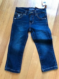 GUESS Jean regular fit size 2 years old Vancouver, V5N 3W6