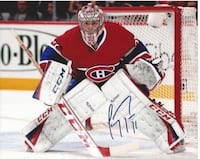 Carey Price Signed Autographed Photo 8x10 Montreal Canadians  Vaughan, L4H 2A5