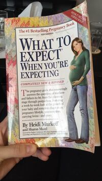 What to Expect When You're Expecting book Mississauga, L5E 2G8