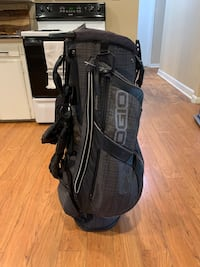 Ogio 'Grom' 14 pocket cart/stand golf bag Lewisville, 75057