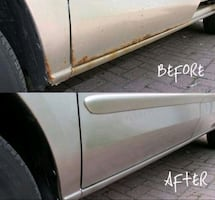 REMOVE SCRATCHES, RUST REPAIRS, PROTECTION WRAPS &