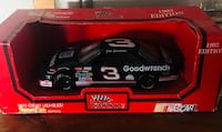 Black 3 Dale Earnhardt stock car scale model in box $10 pick up tomorrow Inwood moving Bunker Hill, 25413