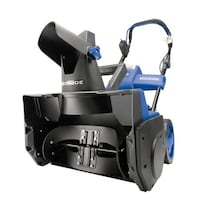 Snow Joe ION18SB Cordless Single Stage Brushless Snow Electric Snow Blower , 40V , 18 in 537 km