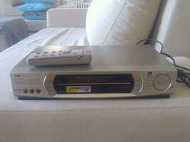 Video player sharp vc-fh5(vhs)