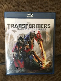 Transformers dark moon bluray-