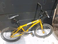 yellow and black BMX bike Balch Springs, 75180