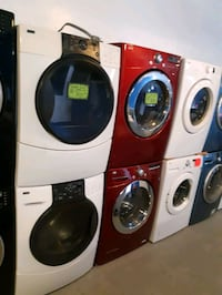 KENMORE FRONT LOAD WASHER AND DRYER SET WORKING PERFECTLY 4 MONTHS WAR Baltimore, 21223