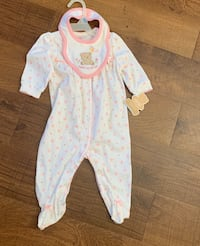NWT carters outfit size 3/6 months