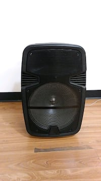 I'm selling the speaker because I'm moving out of Victoria Victoria, V8T 1H3