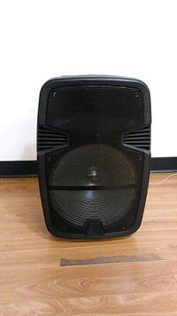 I'm selling the speaker because I'm moving out of Victoria
