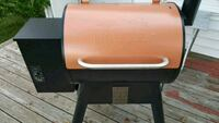 Trade treager grill for big green egg Skokie