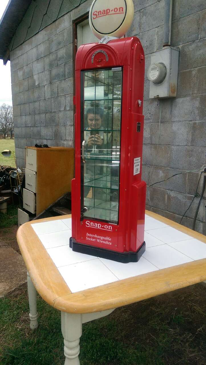 used snap on display case wayne gas pump for sale in danielsville rh us letgo com