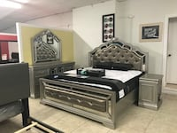 King bedroom set  Houston, 77041